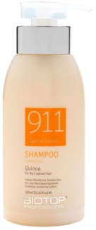 330ml BIO 911 Quinoa Shampoo DRY&COLOR