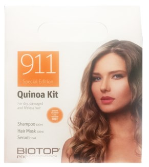 BIO 911 Quinoa Travel Kit 3 197107