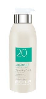 330ml BIO 20 Volume Boost Shampoo