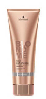 NEW BM TONE ENHANCE SHAMP 250ML COOL