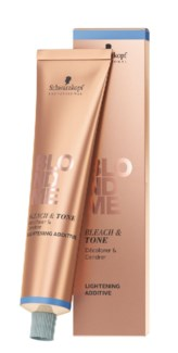 NEW BM Bleach & Tone Rose Additive 60ml