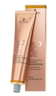 NEW BM BLONDME Hi-Lighting Cool Rose Cre