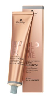 NEW BM BLONDME White Blending Carmel