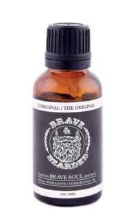 30ML BRAVE AND SOUL BEARD OIL 1oz