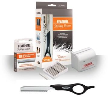 Feather Standand Razor Kit F1-80-200