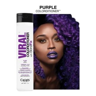 244ml Viral Purple Colorditioner 8.25oz
