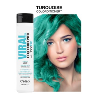 244ml Viral Turquoise Colorditioner 8.2z