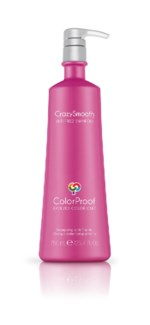 750ml CP CrazySmooth Anti-Frizz Shampoo