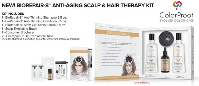 ! CP BioRepair-8 Anti Aging Therapy Kit