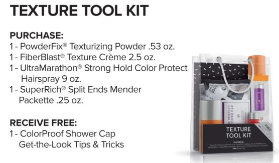 CP Texture Tool Kit SO17 POWDERFIX
