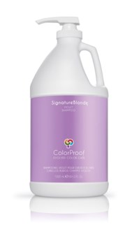 64oz CP SignatureBlonde Shampoo