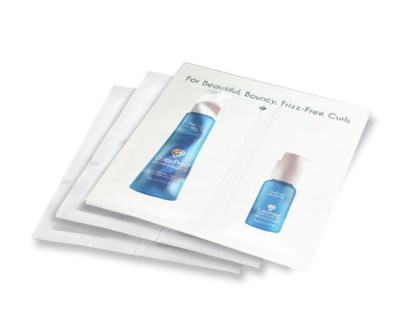 CP TruCurl Perfect Duo CREME/OIL Packett