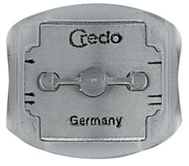 Credo Replacement Heads 2 Per Pack