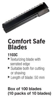 Comfort Safe Blades 100pcs 1103C