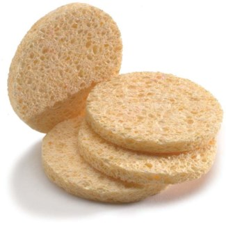 Cellulose Sponges 12/bag