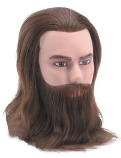 Mannequin Synthetic Hair Male