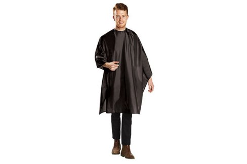 Nylon Cut Cape XL Black BES360XLBKUCC