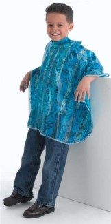 * Kiddy Cape Boy Blue