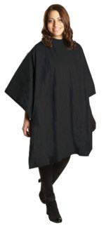 XL Vinyl Cape Black BES53XLBKUC