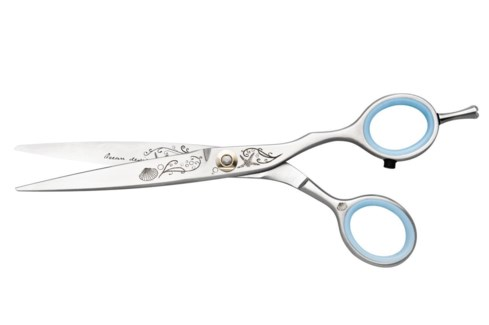"Jaguar 5 1/4"" Ocean Design Scissors"