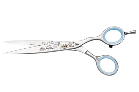 "Jaguar 5 1/4"" Ocean Design Scissors"