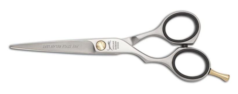 5-1/4 Lefty Scissors Offset RELAX