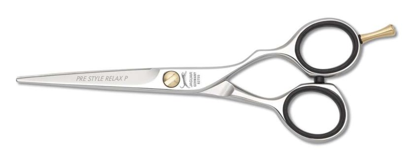 "5"" Scissors offset Handles RELAX"
