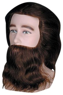 Prem Competition Mannequin BEARD MALE