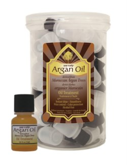 50pc Bucket .25oz Argan Oil Treatmen FP