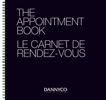 The Appointment Book 6 COLUMNS      CNBO