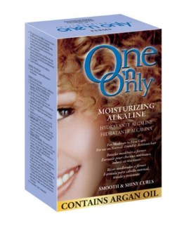 One & Only Alkaline Perm
