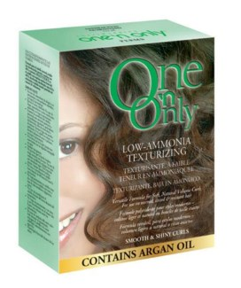 One & Only Low Ammonia Texture Perm