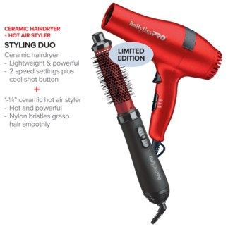 BABYLISS Styling Duo Kit