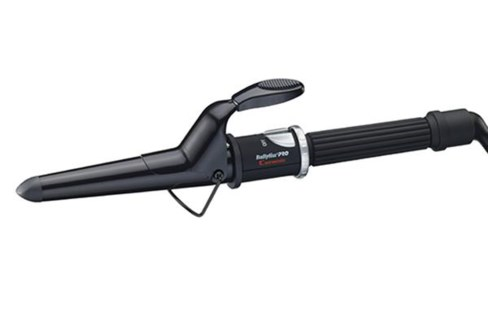 "BABYLISS 1"" Pointy Curling Iron 25mm"