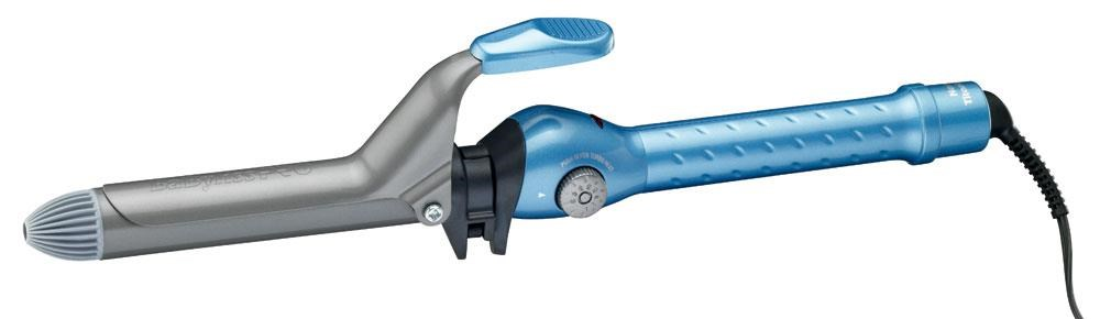 """Babyliss 1"""" Clip / Clipless Curling Iron"""