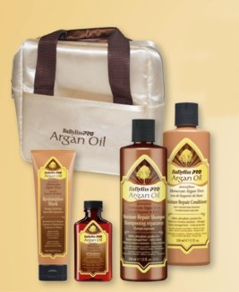 Argan Oil 4pc Kit