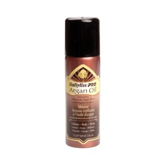 Argan Oil Mousse 2oz