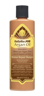350mL Argan Oil Moisture Shampoo REPAIR