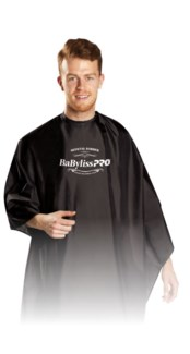 BABYLISS Nylon Barber Cutting Cape ND17