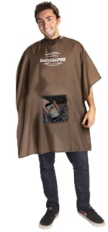 Babyliss Brown Barber Smart Cutting Cape