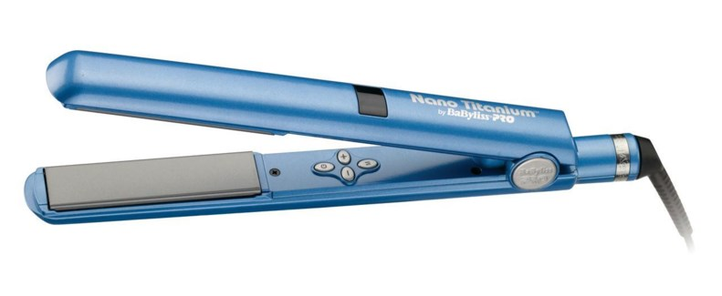 "1"" Nano Titan Ceramic Digital Flat Iron"