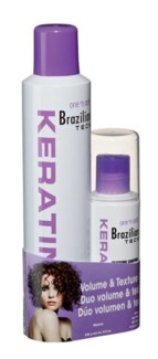 One & Only keratin Volume & Texture Duo