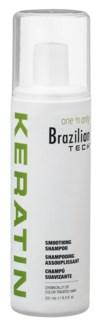 One & Only keratin Smoothing Shampoo