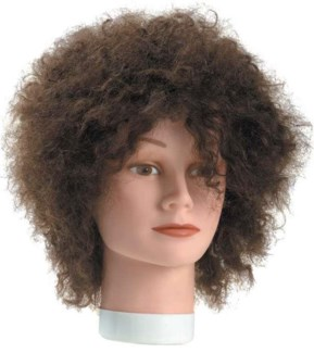 Mannequin Frizzy Hair