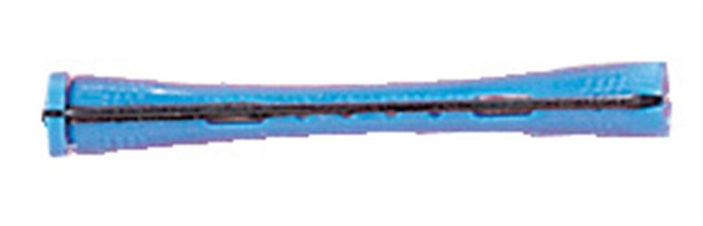 Dozen Cold Wave Rods Long Blue