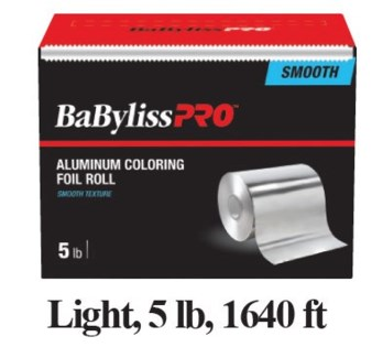 Light 5LB Foil In Dispensor CNBO