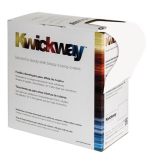 KWICKWAY White Highlight Roll