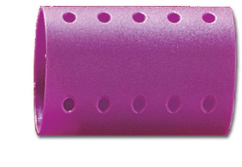 Magnetic Jumbo Rollers Orchid (PURPLE)