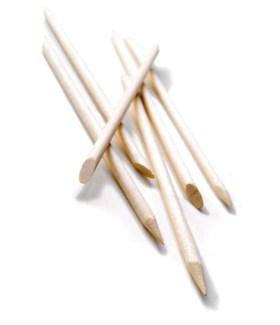 Spa Petite Birchwood Applicator Sticks