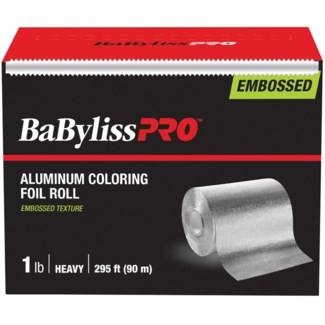 1lb Roll Heavy Rough Foil Sil BESFR1HUCC